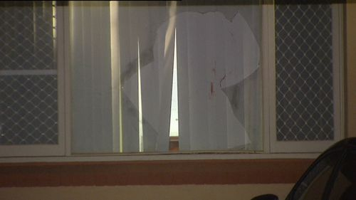 A 31-year-old woman was home alone in Morley when the man broke in.