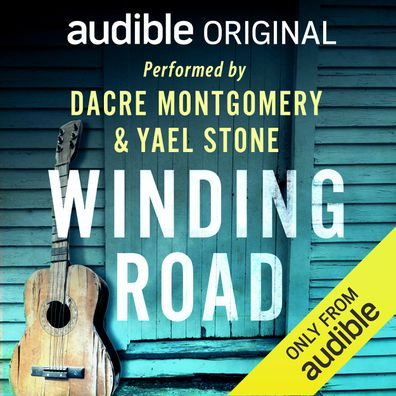 Winding Road podcast is available on audible original.