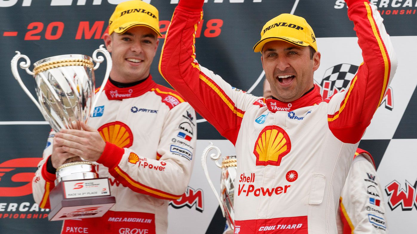 Supercars: Fabian Coulthard out to help teammate Scott McLaughlin ahead of Gold Coast 600