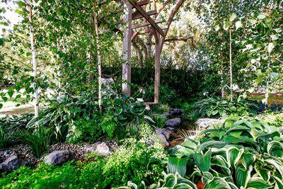 Landscaping Victoria Bouquet Garden Award winner