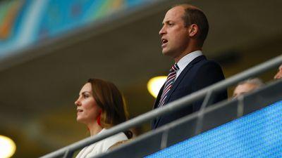 Royal heartbreak as England goes down in final