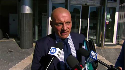 Appearing on his client's behalf, Mickan's Lawyer Tam Elabbasi told the court that his client would not be applying for bail.