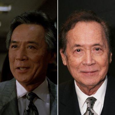 James Shigeta as Joseph Yoshinobu Takagi