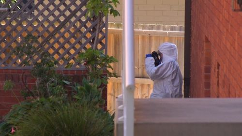 Homicide detectives were called to a house in Freshwater at around 1.15pm following the discovery (Supplied).