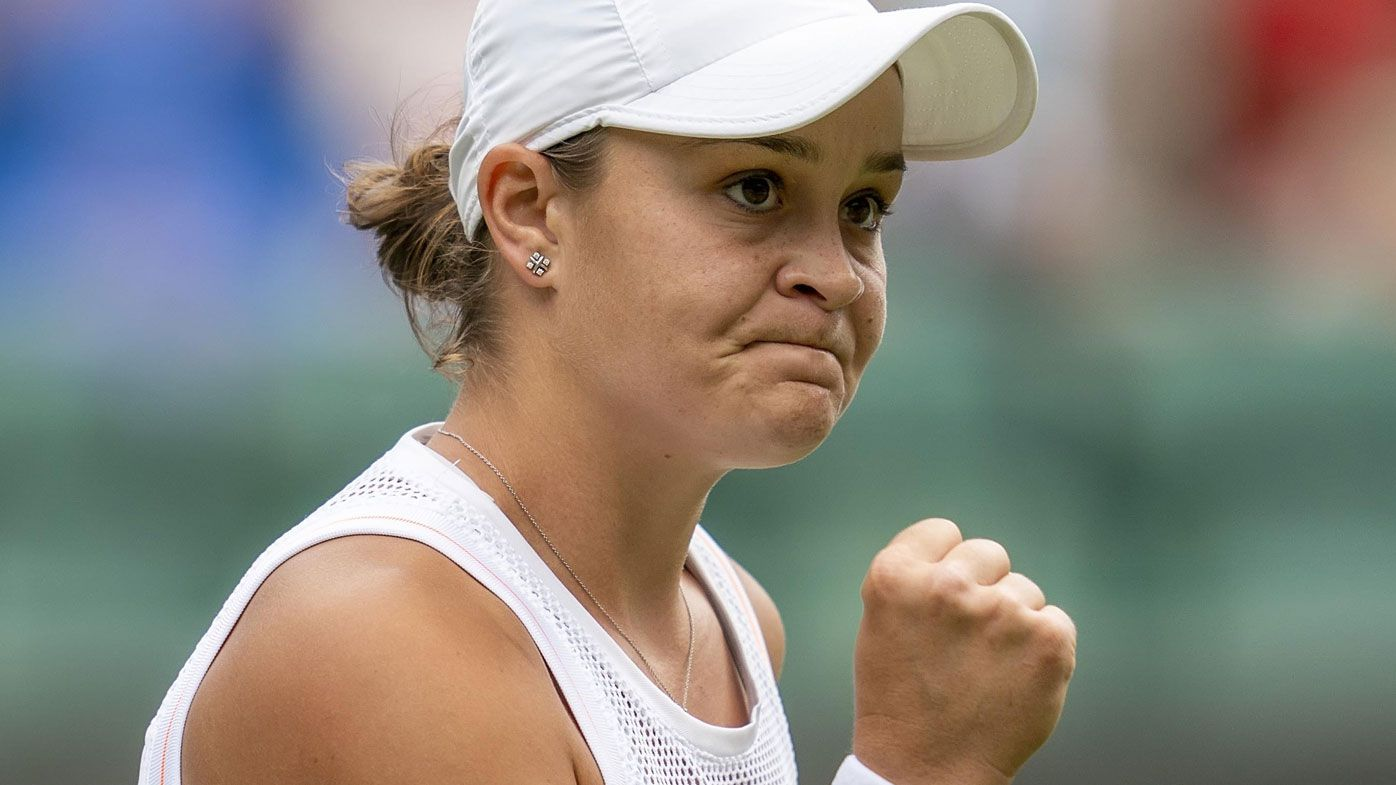 World No.1 Ashleigh Barty cops new Wimbledon snub for second round match