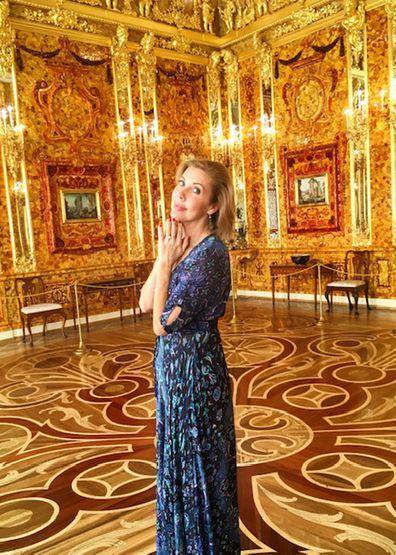 Catriona Rowntree Getaway Russia
