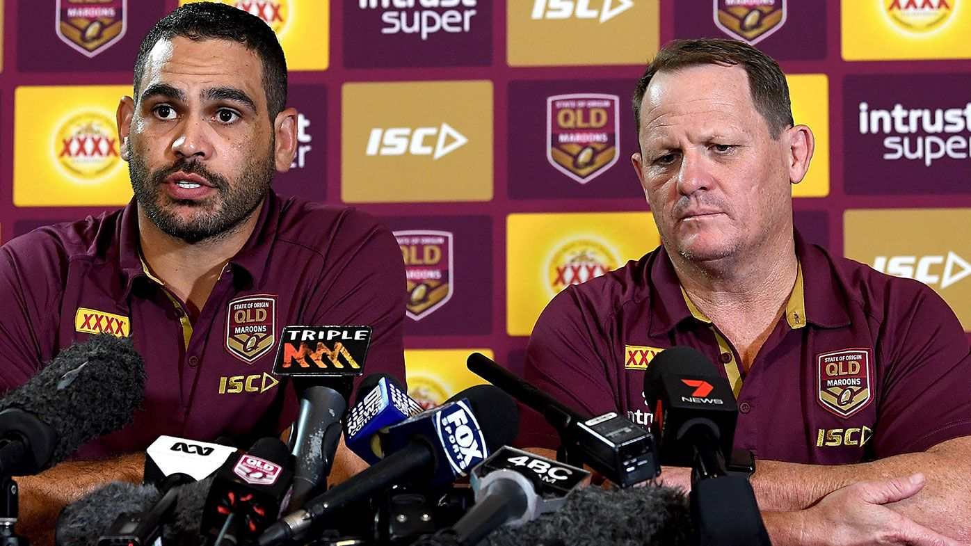 EXCLUSIVE: Peter Sterling's cheeky shot at poaching Maroons