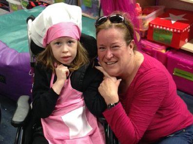 Maree and Niamh Dalton rare disease