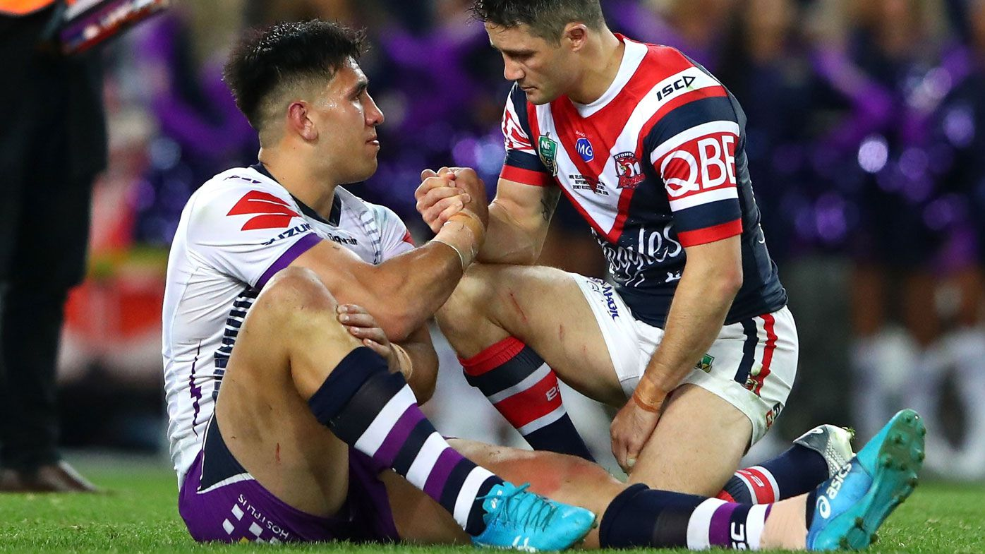 New-look Melbourne Storm: Billy Slater exit, Brodie Croft uncertainty, top props