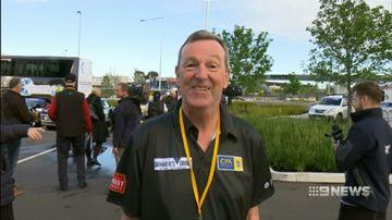 AFL legend leads charity drive for motor neurone disease