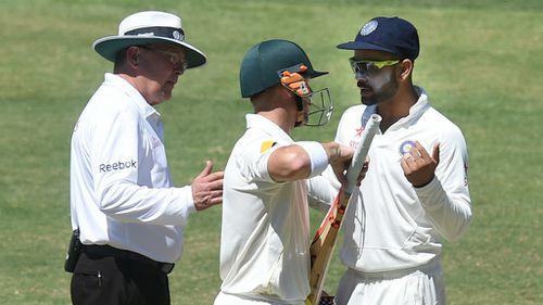 David Warner, Virat Kohli and Shikhar Dhawan fined after angry spats during First Test
