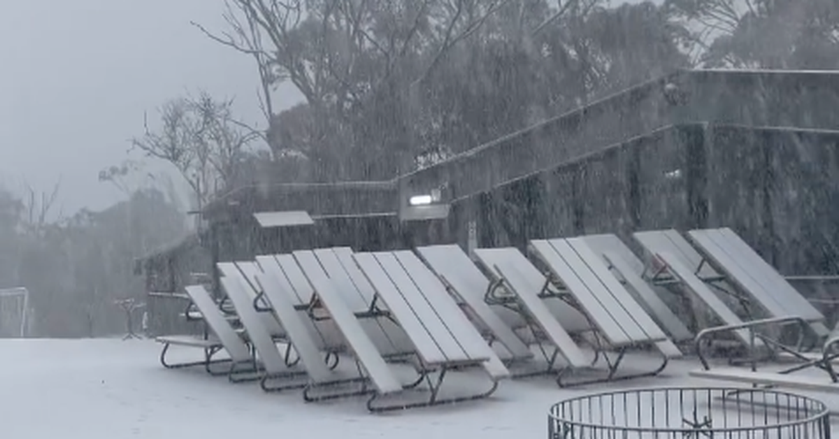 Queensland expecting 'biggest snow event since 2015' as polar blast hits – 9News
