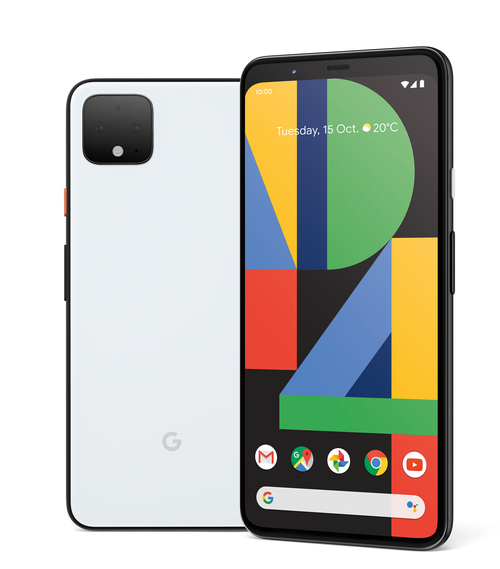 The Google Pixel 4XL