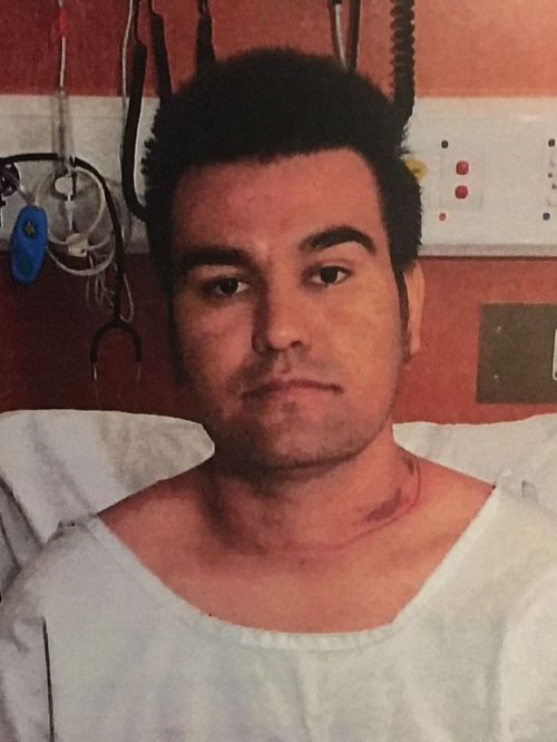 Abdolhadi Moradi was strangled with a shoelace by David John Pearce,in an apparent case of mistaken identity.