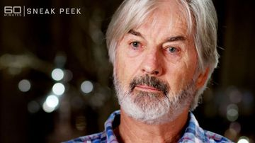 Australian actor John Jarratt.