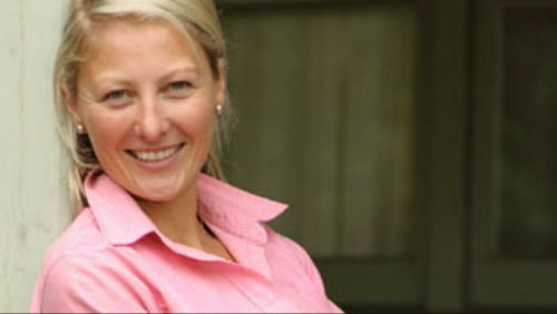 Jenny Blake, now Jenny Geppert, featured on Farmer Wants A Wife.
