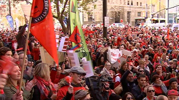 Teachers are planning to walk off the job for one hour next week after fifteen months of failed negotiations with the SA government.