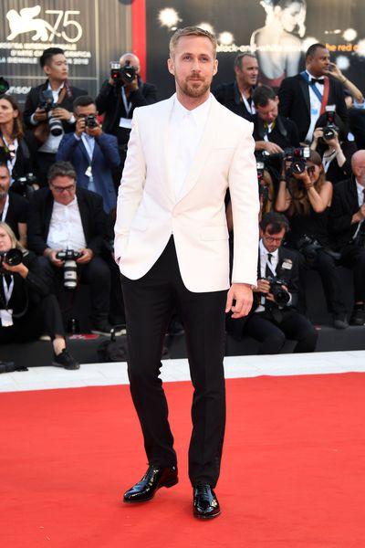 Ryan Goslingat the 2018 Venice Film Festival