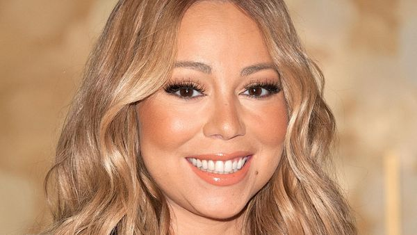 There's no need to be sad Mariah. A quick trip to the beauty counter will help you heal your heart. Image: Getty.