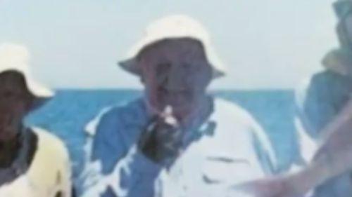 Roy Burdett, 82, died at hospital. (9NEWS)