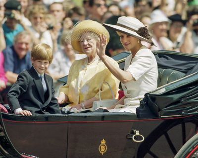 Trooping the Colour, 1992