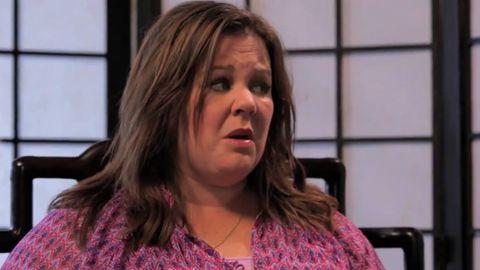Joel McHale trains Melissa McCarthy for Emmy nomination announcements