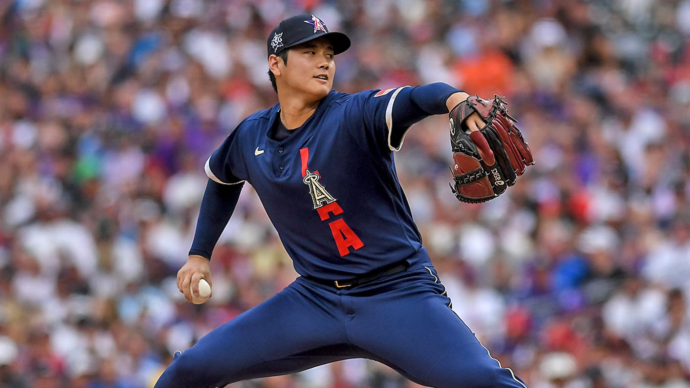 Japan's All-Star 'freak' Shohei Ohtani the new dual threat face of MLB
