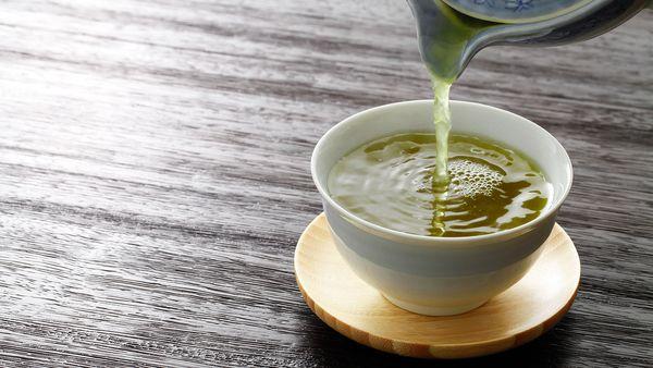 Green tea's health benefits