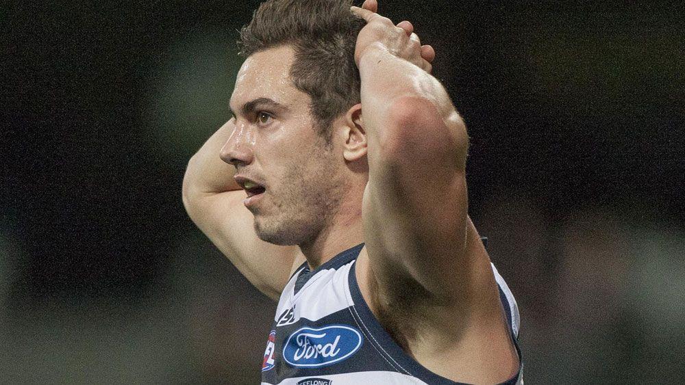 Cats lose Menzel for Swans AFL final
