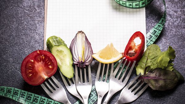 Portion control and gradually changing your eating habits over time is the key, say experts