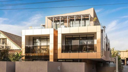 The median price in Melbourne can get you a furnished one-bedroom apartment in Caulfield North.
