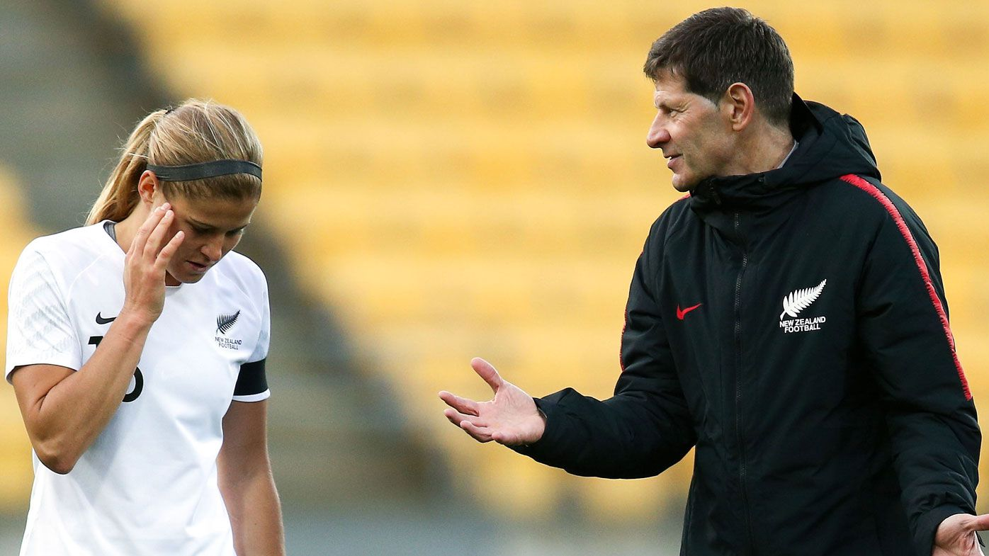 Football Ferns coach Andreas Heraf resigns under cloud after bullying accusations