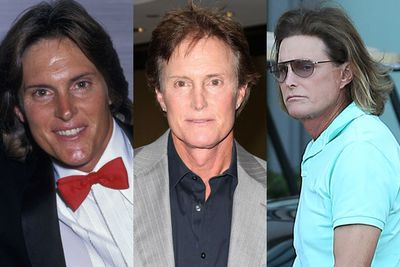 <br><br>From fresh-faced athlete to blinged-up Mr Kris Jenner to his new post-divorce life, it's safe to say Bruce has had his fair share of change.<br><br>And by change, we mean changing face.<br><br>We take a look at Bruce's face through the ages.