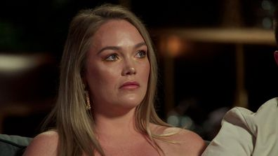 Melissa confesses her fear that Bryce will leave