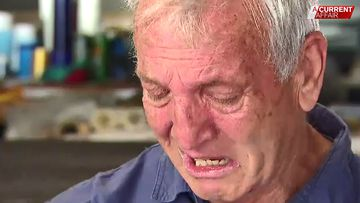 Cancer-suffering grandpa 'ripped to shreds' by robo-debt