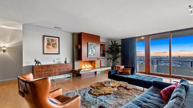 Zac Efron's LA home