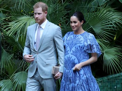 Prince Harry and Meghan complete final engagement on tour of Morocco, February 2019