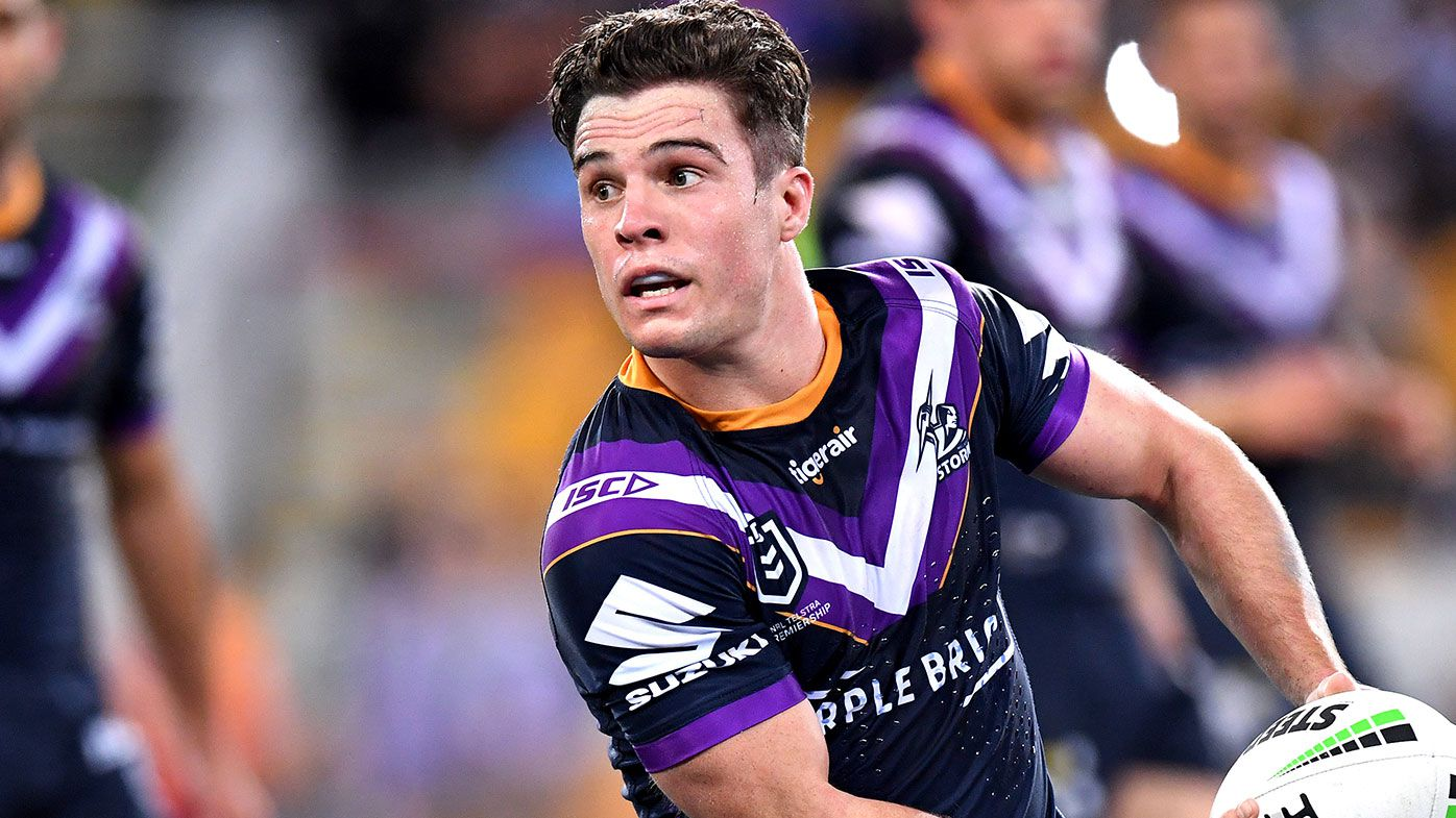 Broncos closer to fixing halves fiasco with Storm play-maker refusing to rule out a move