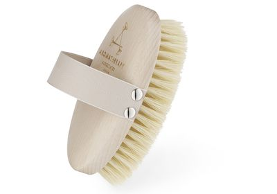 December 9 - Embrace dry body brushing