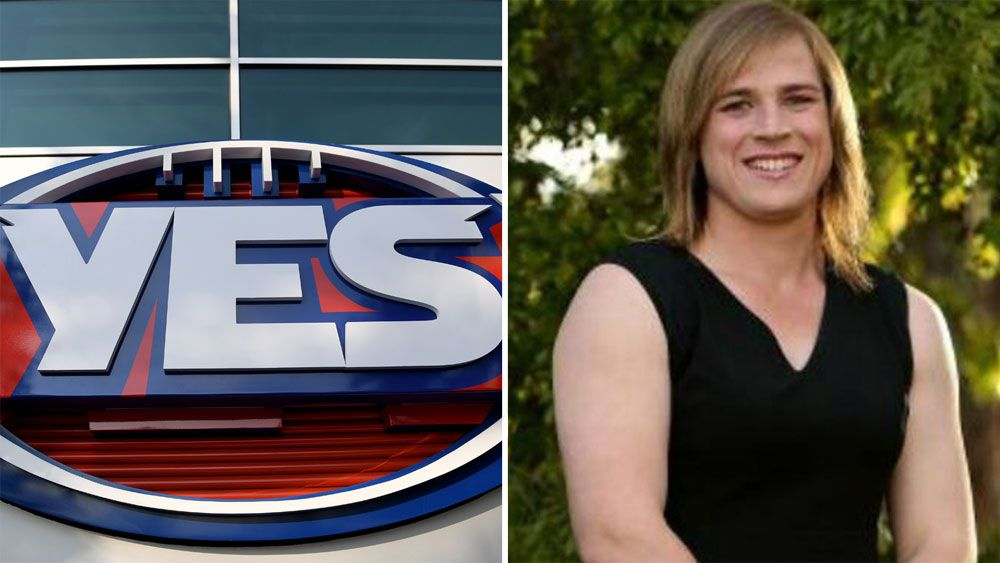 AFL called out over decision to deny transgender player Hannay Mouncey shot at AFLW draft