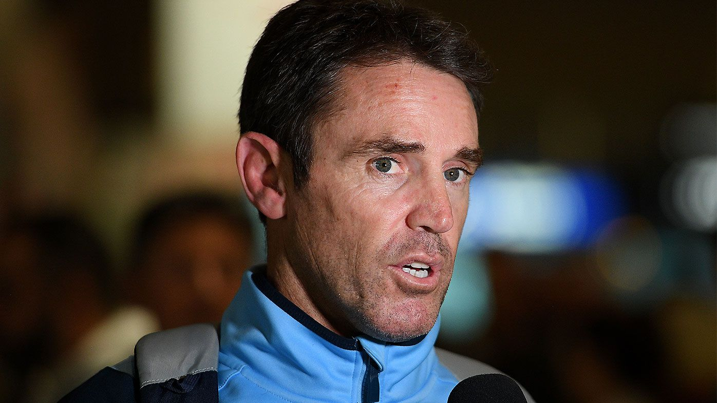 EXCLUSIVE: Brad Fittler and Andrew Johns urge NRL to re-start season with State of Origin series