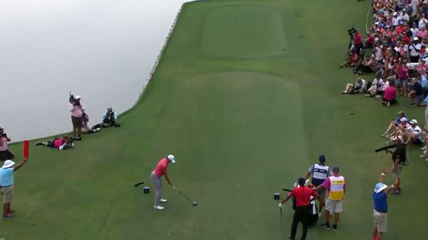 Jordan Spieth's expensive meltdown at The Players Championship
