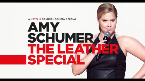 Amy Schumer's The Leather Special Netflix trailer