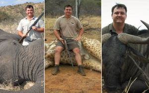 Premier 'appalled' after man who posed with dead big game appointed to conservation post