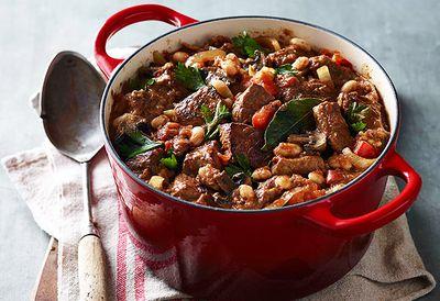 "Recipe: <a href=""/recipes/ibeef/8994566/italian-beef-casserole-with-cannellini-beans"" target=""_top"">Italian beef casserole</a>"