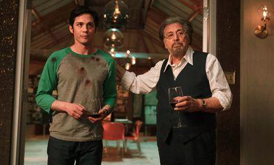 Logan Lerman, Al Pacino, Hunters, Amazon Prime, series