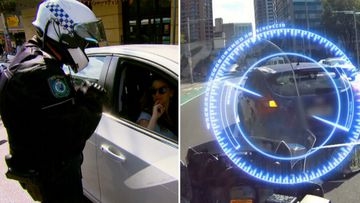 The new gadgets helping cops bust bad drivers