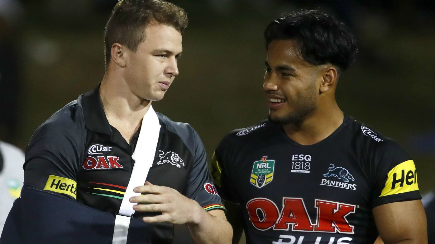 Panthers defy injury crisis to edge Dogs