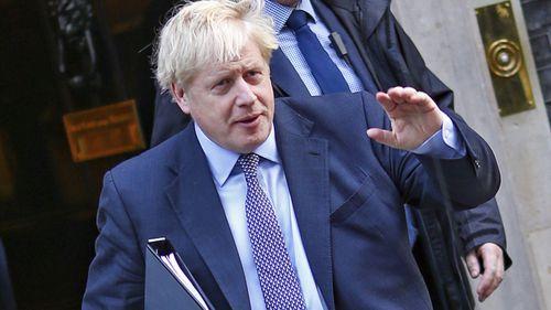 Brexit Saturday vote Boris Johnson 1
