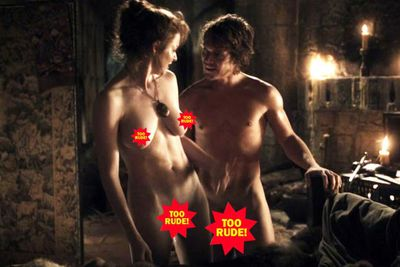 <b>Why are they naked? </b>Want to keep costs under control? Slash the wardrobe budget.